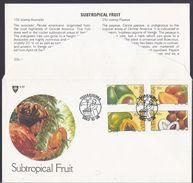 1983 - Venda ( Bantustan ) - Sub Tropical Fruit - FDC - Venda