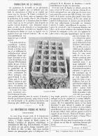 LA MYSTERIEUSE PIERRE De  MAULLE ( SEINE Et OISE )  1905 - Ile-de-France