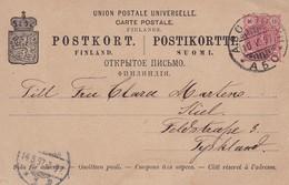 FINLAND----Union Postal Universelle 10-5-97--voir 2 Scans - Finlande