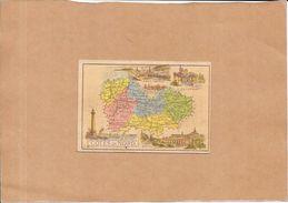 CHROMOS Agence D'Affichage Et De Publicité A FAREAU à Alger - Cotes Du Nord - Dépôt Pièces Théatre  - ENCH2906/358 - - Other
