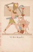 Egypte - éditeur De Giorgio Série A N° 6 - Le Roi Ramsès - Non Classés
