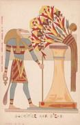 Egypte - éditeur De Giorgio Série B N° 6 - Sacrifice Aux Dieux - Non Classés