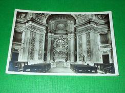 Cartolina Bra ( Cuneo ) - Seminario Serafico PP. Cappuccini - Interno Chiesa - Cuneo