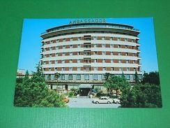 Cartolina Abano Terme - Grand Hotel Ambassador 1965 Ca - Padova