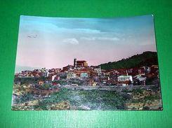 Cartolina San Fili ( Cosenza ) - Scorcio Panoramico 1962 - Cosenza