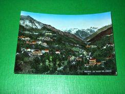 Cartolina Biellese - La Valle Del Cervo 1961 - Biella