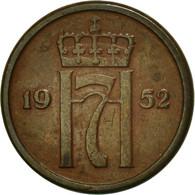 Norvège, Haakon VII, Ore, 1952, TTB+, Bronze, KM:367 - Norvège