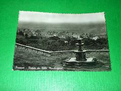 Cartolina Frascati - Veduta Da Villa Mondragone 1953 - Roma
