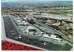 AEROPORT De NICE - Vue Aérienne - Aérodromes