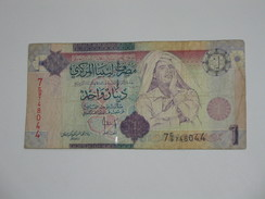 1 One Dinar - LIBYE  **** EN ACHAT IMMEDIAT **** - Libië