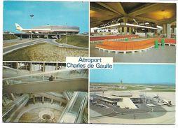 AEROPORT CHARLES DE GAULLE - Aérodromes