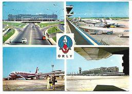 AEROPORT D'ORLY - Aérodromes