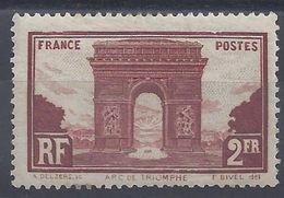 FR - 1919-31 - N° 258 - Neuf - X - Trace De Charnière - B/TB - - Francia