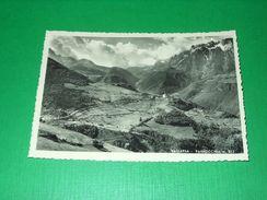 Cartolina Vallarsa ( Trento ) - Parrocchia 1950 - Trento