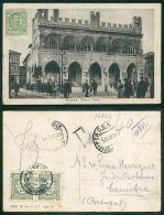 ITALIA [OF #14462] - PIACENZA PALAZZO GOTICO - Piacenza