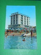 Cartolina Bellaria - Hotel Universal 1970 - Rimini