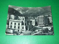 Cartolina Carrara - Panorama E Cave 1955 - Massa
