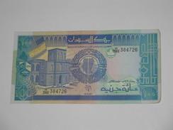 100 One Hundred Sudanese Pounds 1991-1992  - SOUDAN - Bank Of Sudan. **** EN ACHAT IMMEDIAT **** - Soudan