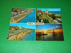 Cartolina Igea Marina - Vedute Diverse 1970 - Rimini