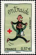 France N° 4700 ** Croix_rouge, Entraide - France