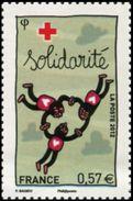 France N° 4702 ** Croix_rouge, Ronde De Personnages - Francia