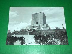 Cartolina Nervesa Della Battaglia - Monumento Ossario Sul Montello 1960 Ca - Treviso