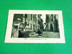 Cartolina Asolo - Via Roberto Browning 1930 Ca - Treviso