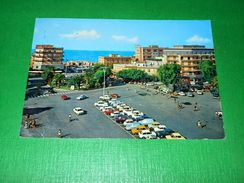 Cartolina Ladispoli - Piazza Della Vittoria E Panorama 1973 - Roma