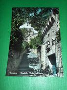 Cartolina Teramo - Castello Della Monica 1960 - Teramo