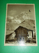 Cartolina Breuil - Funivie Del Cervino 1950 Ca - Italy