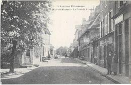 MUR DE BARREZ (12) La Grande Avenue - France