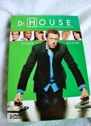 Dvd Zone 2 Dr. House - Saison 4 (2007) House M.D. Vf + Vostf - Séries Et Programmes TV