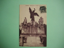 BEZIERS  -  34  -  Motif Principal  -  Monument Aux Morts  -  HERAULT - Beziers