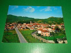 Cartolina Brugnato ( La Spezia ) - Panorama - Sullo Sfondo Bozzolo 1970 Ca - La Spezia