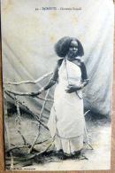 DJIBOUTI  COSTUME SOMALI - Djibouti