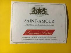 4381 - Saint-Amour Pommier Frères - Beaujolais