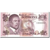 Botswana, 5 Pula, 1982, KM:8a, NEUF - Botswana
