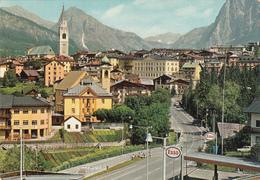 ITALY - Cortina D'Ampezzo 1971 - Panorama - Altre Città