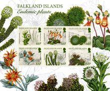 Falkland 2016 - Flore, Plantes Endémiques De Falkland - BF Neufs*** // Mnh - Falkland