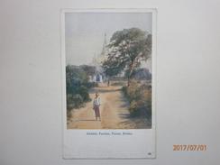 Postcard Ananda Pagoda Pagan Burma Myanmar My Ref B11418 - Myanmar (Burma)