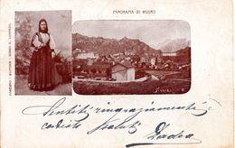 AP 466 NUORO - FP VIAGGIATA 29.6.1901 - Nuoro