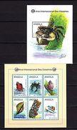 Angola 1998 Marine Life Seashells MNH -(V-15) - Marine Life