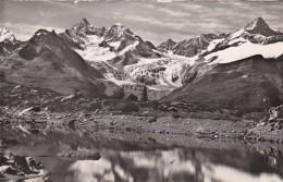 Switzerland Zermatt Gruensee Obergabelhorn Zinalrothorn Photo - VS Valais