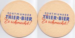 #D064-350 Viltje Dortmunder Thier - Sous-bocks