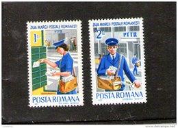 1982 -  Journe Du Timbre  Mi 3905/3906 Et Yv  3412/3413 MNH - 1948-.... Republiken