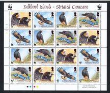 Falkland 2006 - Oiseaux Rapaces, Aigles, Wwf - Feuillet Neuf*** // Mnh - Falkland