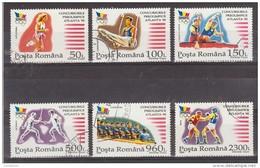 1995 -  Pre-olimpique Des Jeux D Atlanta Mi No 5147/5152 Et Yv No 4301A/4301F - Gebraucht