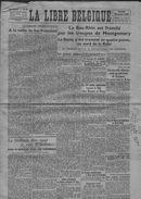La Libre Belgique 1945 - Kranten