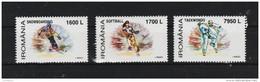 1999 - Nouveaux  Sports Olympique Mi No 5441/5443 Et Yv No 4568/4570 - 1948-.... Republiken