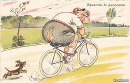 """Humor_Caricature_Satira_Umorismo_""""Squarcio Di Panorama !"""" - Humor"""